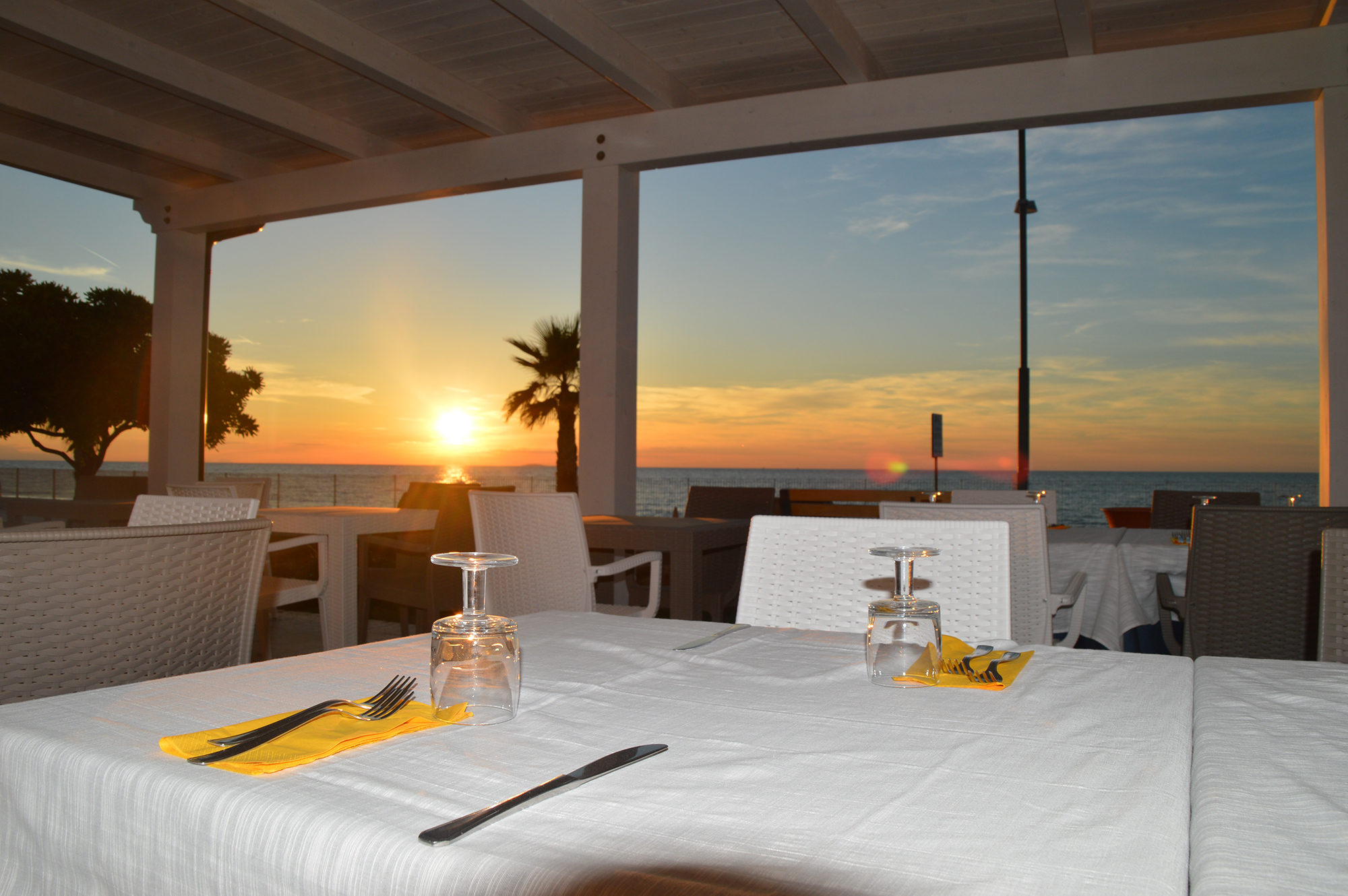 Vela Club Hotel Rodi Garganico - Il Ristorante