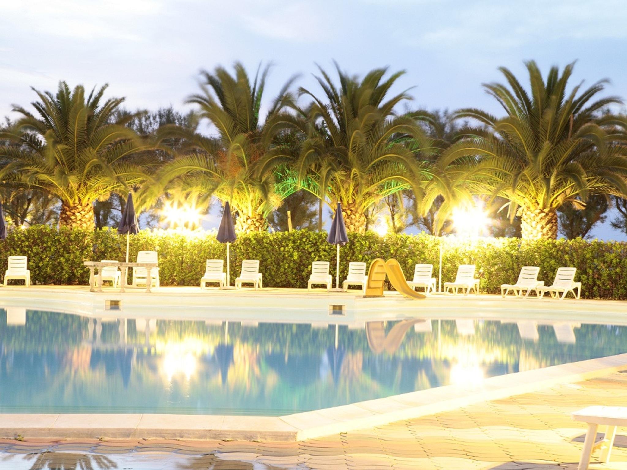 Hotel Vela Club - La Piscina