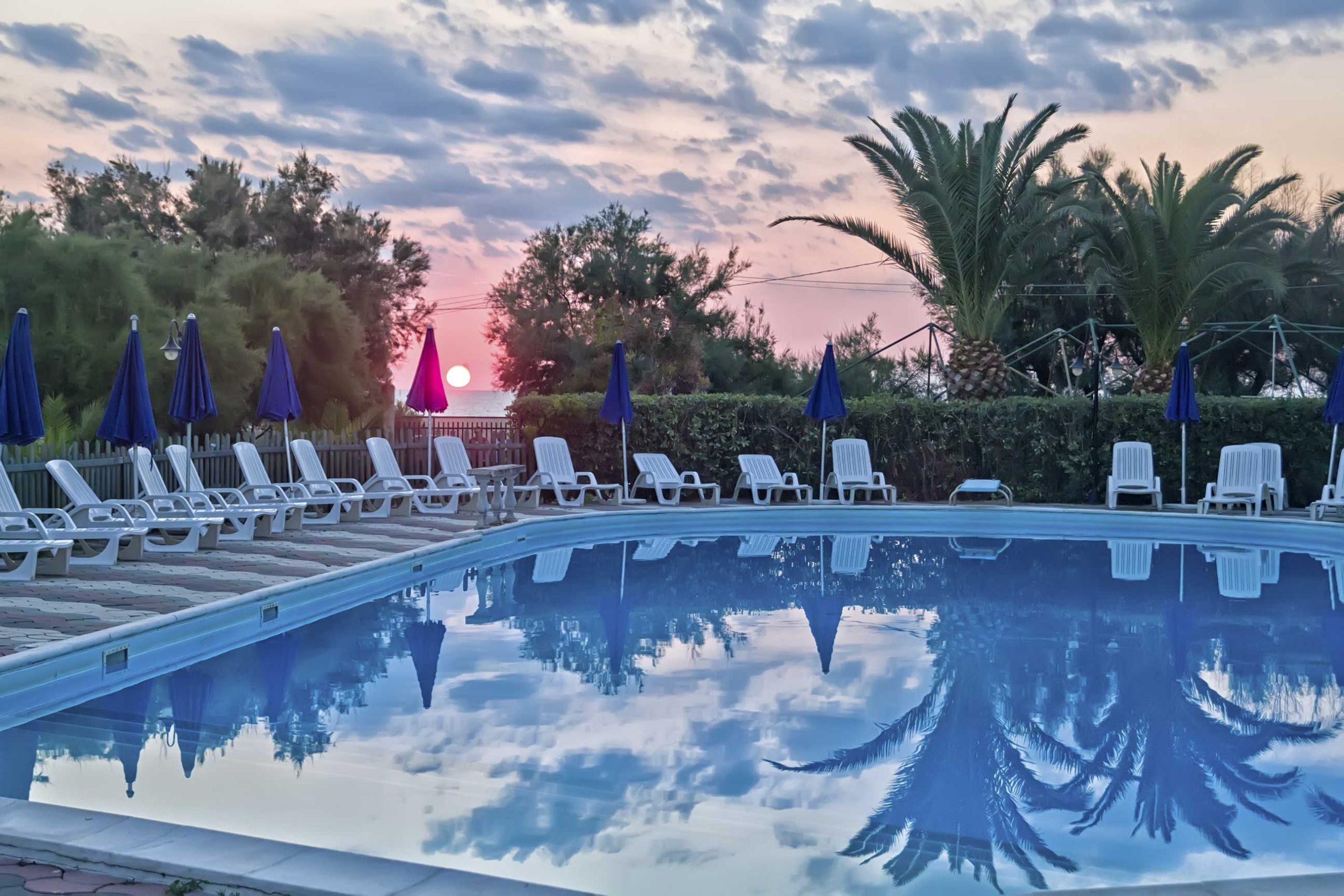 Piscina Vela Club Residence